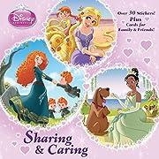 Sharing & Caring (Disney Princess) (Pictureback(R))