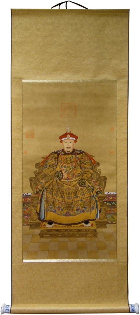 T-Trove Emperor Empress Scroll Set
