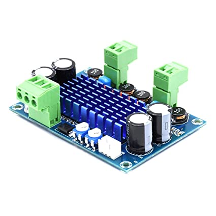 Zinniaya XH-M572 TPA3116D2 2X120w Marco Especial Plug-in 5v ...