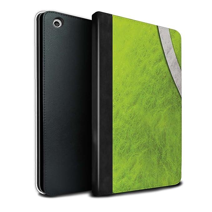 Stuff4 PU Cuero Funda/Carcasa/Folio Libro en para el Apple iPad ...