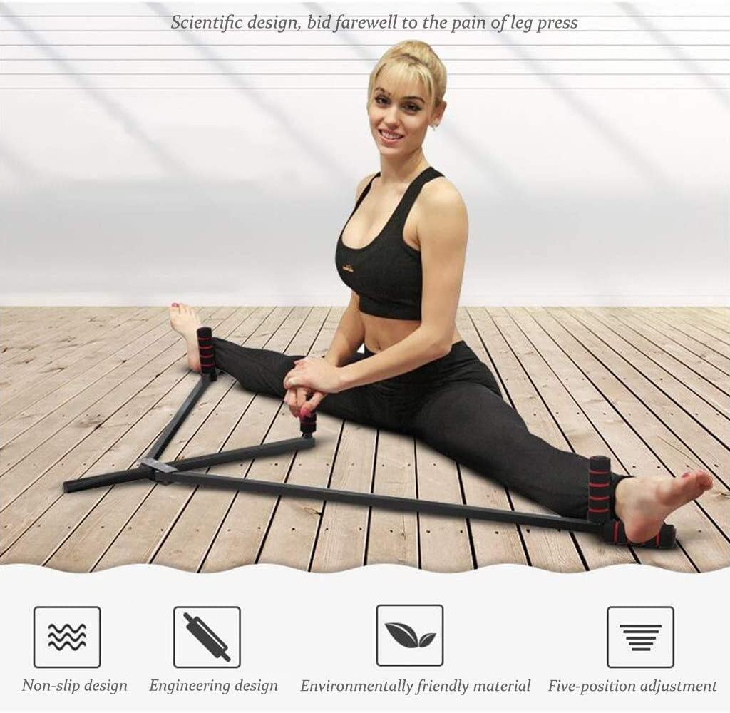 Amazon.com : Leg Stretcher Yoga 3 Bar Metal Leg Stretcher ...