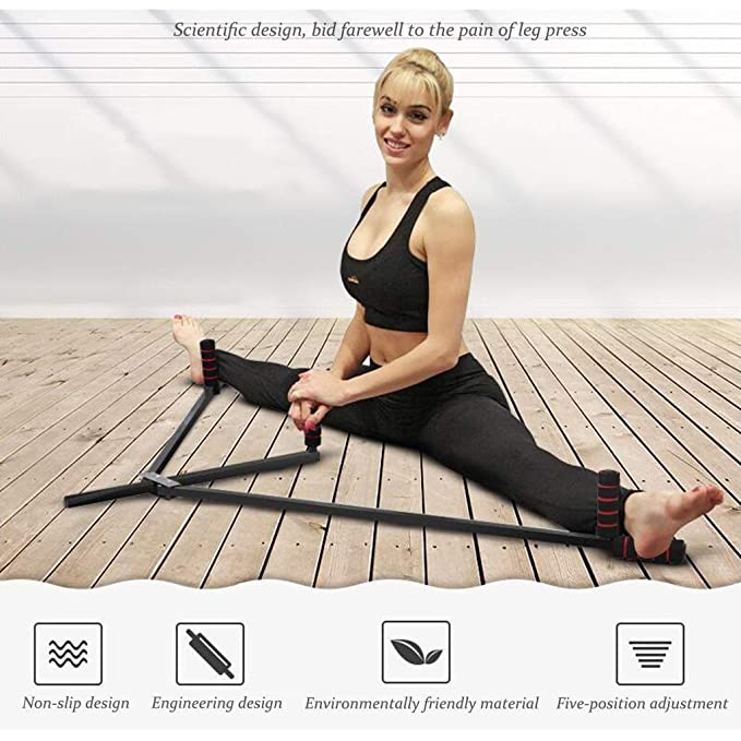 Camilla Pierna Metal 3 Barras De Yoga: Amazon.es: Deportes y ...