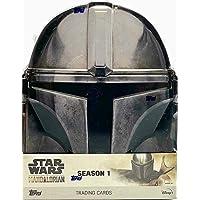 $119 » 2020 Topps Star Wars 'Mandalorian' Season 1 HOBBY box (7 pks/bx)