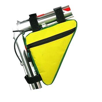 1PC de Almacenamiento de Bicicletas Bolsa Triángulo del Marco de ...
