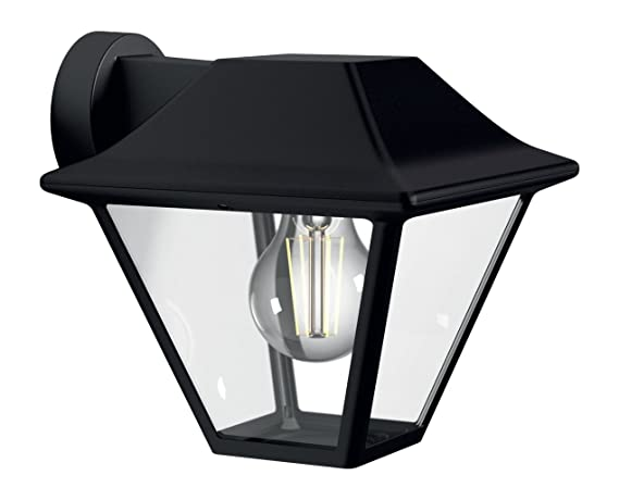 Philips alpenglow lampada da parete da esterno lanterna con