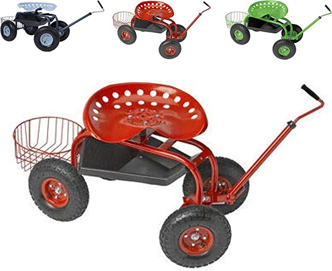 Papilioshop Rollwagen Outdoor - Rollwagen für Gartenarbeit