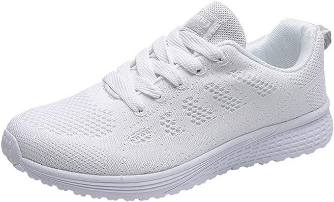 Darringls Zapatos para Hombre, Zapatillas Running Hombre Mujer ...