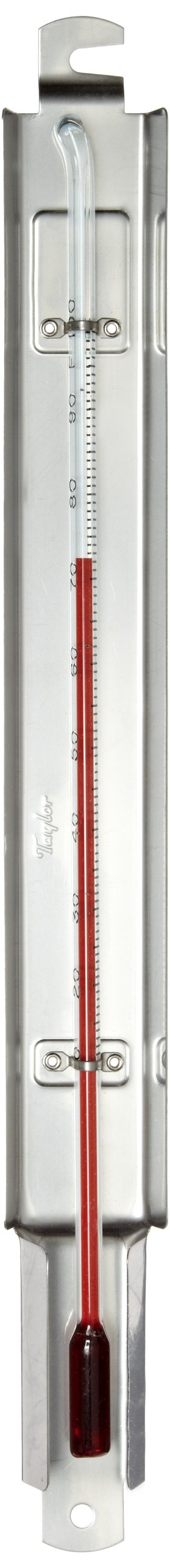 Taylor Precision 5499J Orchard Thermometer (10° to 100°F Temperature Range in 1° Increments) by Taylor Precision Products