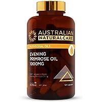 Australian NaturalCare - Nutritional Oils - 1000mg Evening Primrose Oil Capsules (120 Count)
