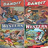 Western Bandit Trails. Issues 1, 2, 3 and 9. Wild escapades of Gingham Fury. Features Assassins of the Ozarks and Death Valley Double cross. Digital Sky Comic Compilations Wild West Western