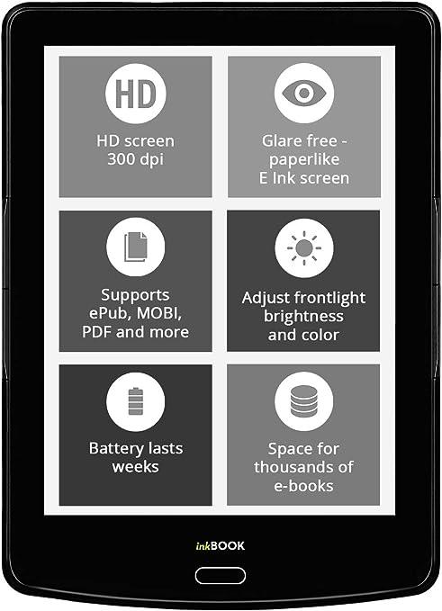 inkBOOK E-reader Prime HD - pantada 6
