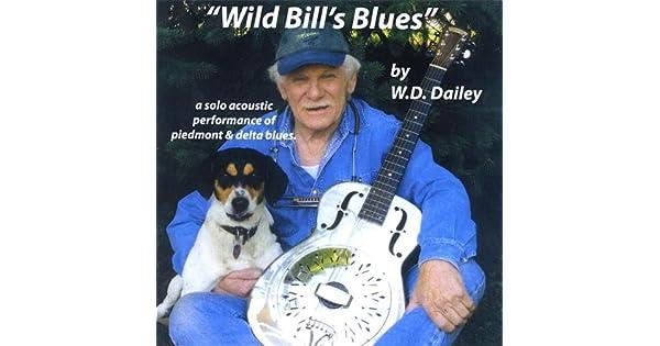Amazon.com: Blue Tick Blues: W.D. Dailey: MP3 Downloads