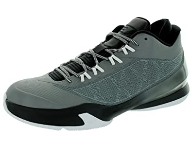 pretty nice a04ea d4729 Nike Herren Jordan CP3.VIII Basketballschuhe, Grau Schwarz Weiß (Kühles Grau