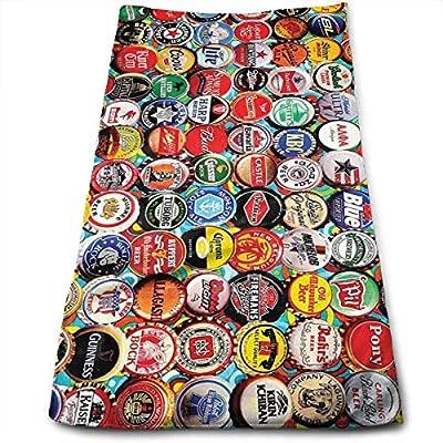 Winlock Tapas para Botellas de Cerveza, Toalla de Microfibra ...