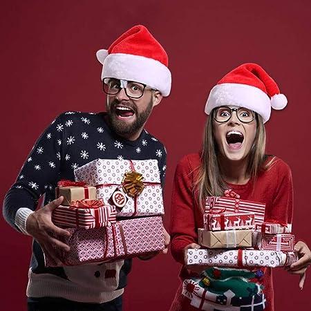CITÉTOILE Berretto di Natale per Adulti 3a84226a9645