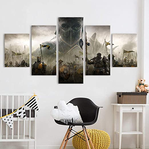 RuYun PS Landscape For Honor Blackstone Legion Painting Canvas Art ...