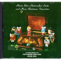 CD de Music Box Nutcracker Suite