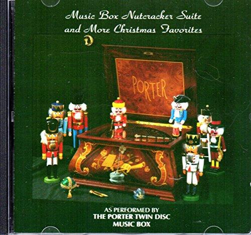 CD de Music Box Nutcracker Suite