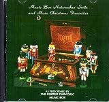 Music Box Nutcracker Suite CD