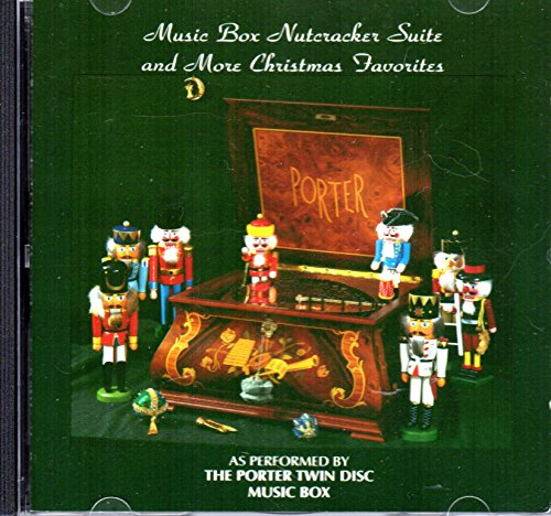 Music Box Nutcracker Suite CD (Nutcracker Factory)