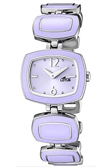 89ff94a6b577 Lotus L15775-3 - Reloj para mujeres
