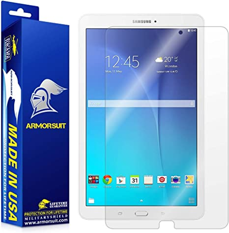 """U.S Store 2 Pack Tempered Glass Screen Protector For Samsung Tab E 8/"""" T377//T375"""