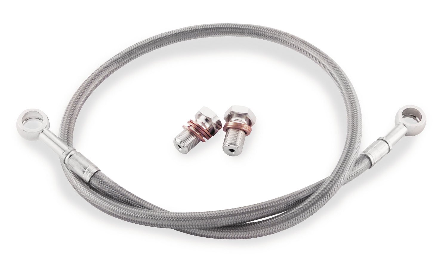 Galfer D88R Steel Braided Rear Brake Line