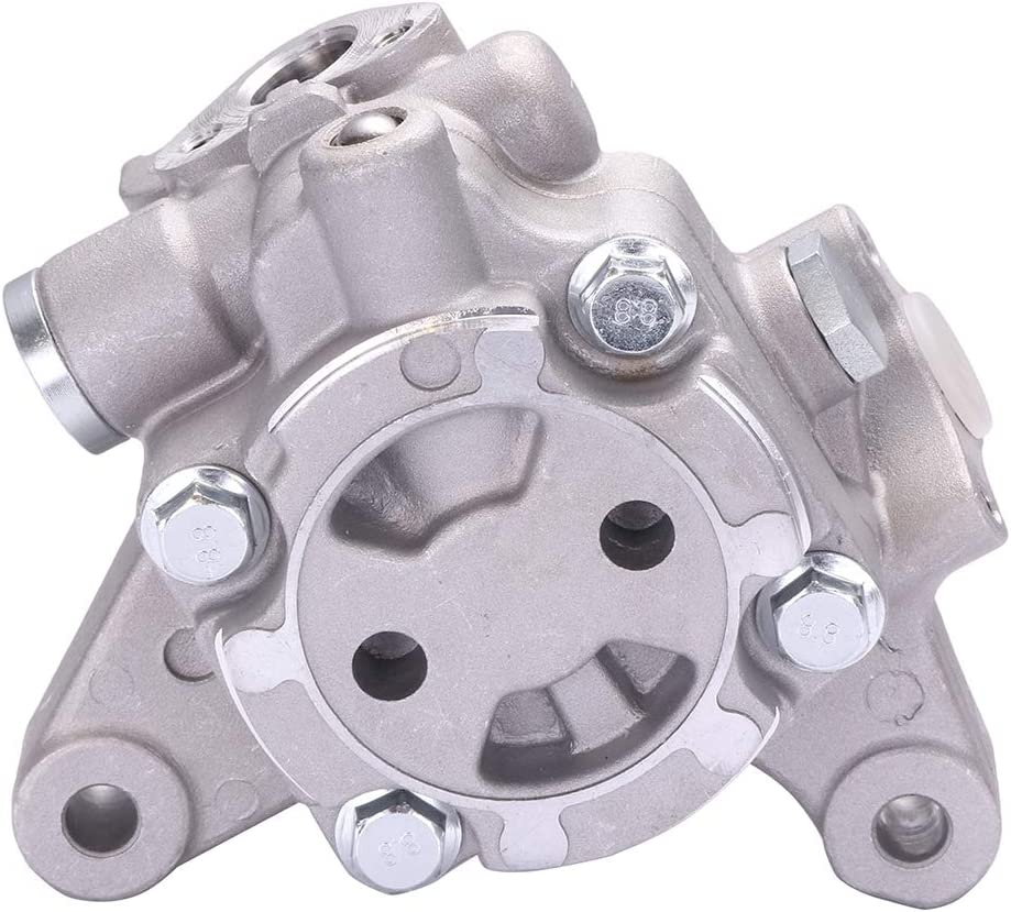 FINDAUTO Power Steering Pump with Hose Assembly Fit for 2004 2005 A-cura TSX 21-5415