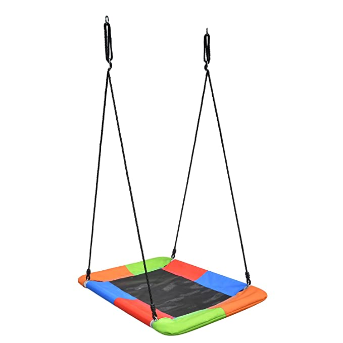 Swinging Monkey Giant Mat Platform Tree Swing – The Best Durability