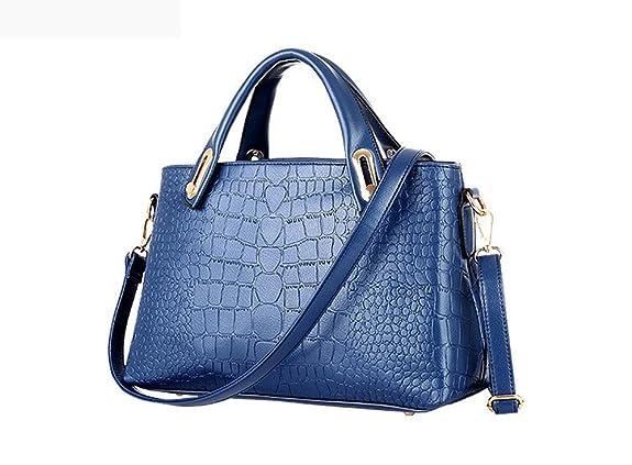 ef00ed7971 Amazon.com  Women Faux Leather Weave Handbag Purse Bag Set 3 Pieces Tote Bag  Set Shoulder Bags Big Capacity (Beige)  Shoes