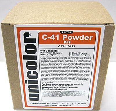 Ultrafine Unicolor C-41 Powder Developer Kit (1 Liter) by Unicolor