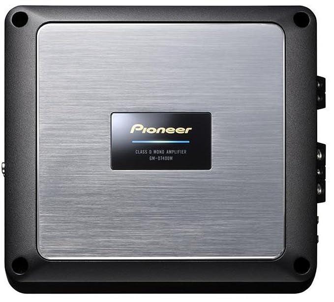 Pioneer gm-d7400 m 800 W Amplificador de clase D Mono: Amazon.es: Electrónica
