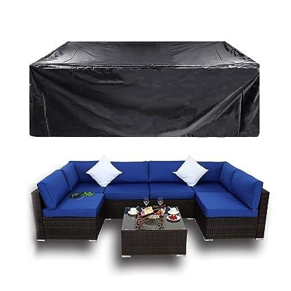 outdoor garden furniture covers. Essort Furniture Covers, Garden Cover Patio Cover, Waterproof Sofa  Set Outdoor Outdoor Garden Furniture Covers B