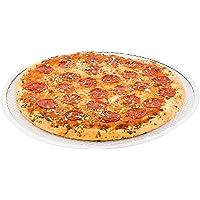 Mesh Pizza Screen, Aluminum Pizza Screen - 16 Inches - Commercial Grade Pizza Screen - 1ct Box - Met Lux - Restaurantware