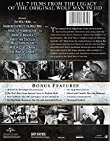 The Wolf Man: Complete Legacy Collection [Blu-ray] from Universal Pictures Home Entertainment