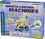 robotic arm engineering kit - Thames & Kosmos Remote Control Machines