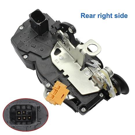 Amazon com: Rear Door Lock Actuator 931-109 Fits Chevy for