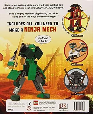 Lego Ninjago. Build Your Own Adventure LEGO Build Your Own ...