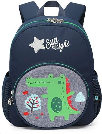 Kinder Jungen Mädchen Dinosaurier Rucksack Schultasche Kindergarte Schulrucksack