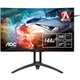 "AOC AG322QC4 31.5"" Widescreen VA LED Black Multimedia Curved Monitor (2560x1440/4ms/VGA/2xHDMI/2xDP/USB)"