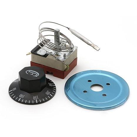 Xuniu Marque el Interruptor de Control de la Temperatura del termostato para el Horno eléctrico AC