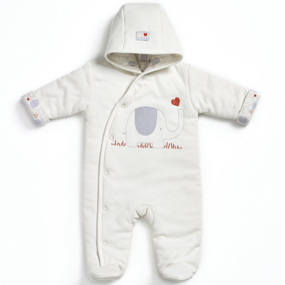 Natures Purest My First Friend Snowsuit (0-3 months)