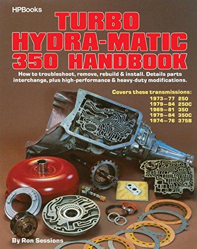 Turbo Hydra-Matic 350 Handbook -