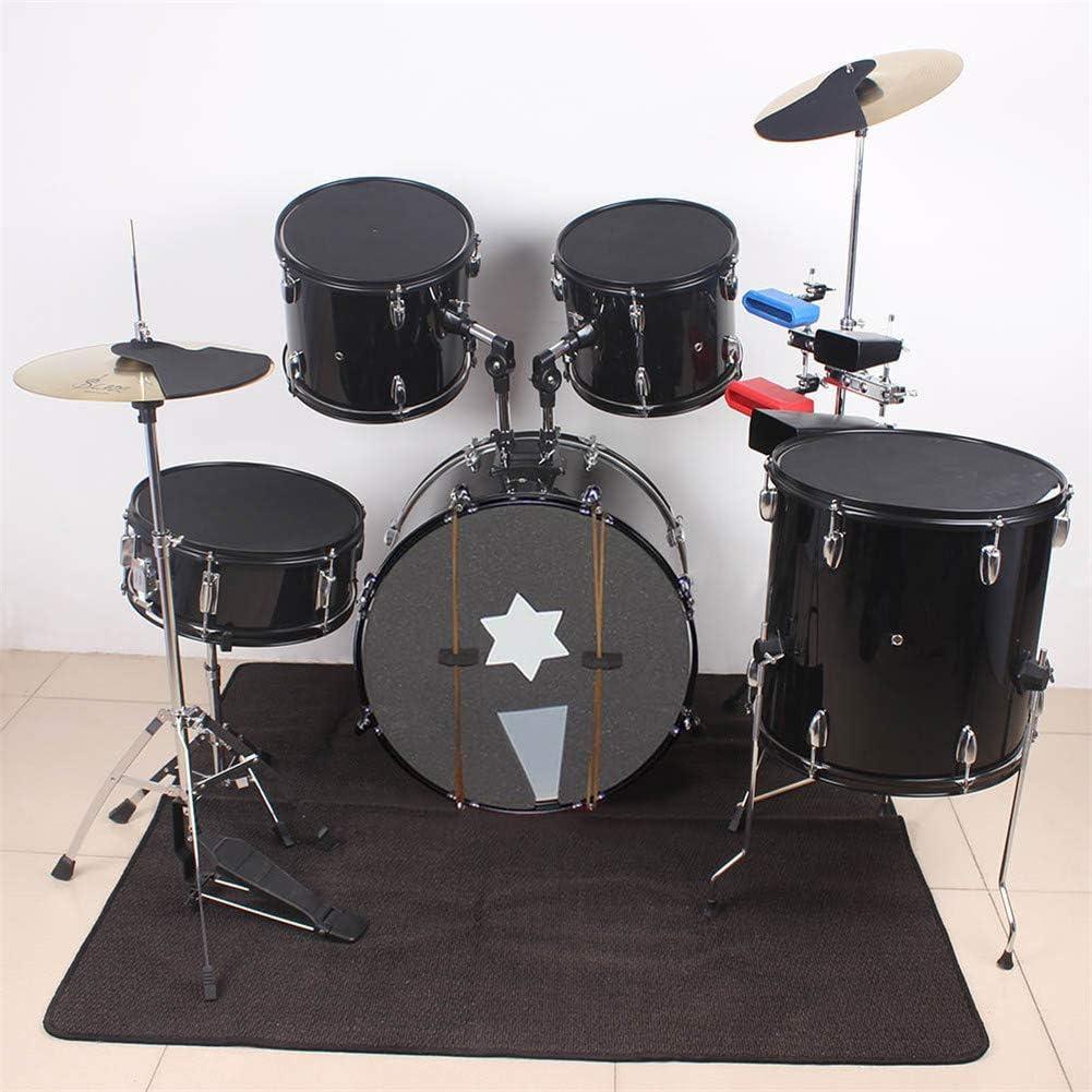XuBa ACHICOO - Sordina para batería (Pentagrama): Amazon.es: Hogar