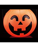 MMRM Smile Eyes Pumpkin Bucket Halloween Candy Pot