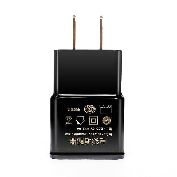Amazon com: DaydayIn 2A 5V USB Travel Wall Charger, High