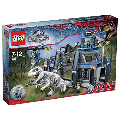 New Lego Jurassic World Indominus Rex Breakout 75919 Building Kit From Japan