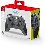 Hori Wireless HORIPAD - Para Nintendo Switch - Liciencia Oficial para Nintendo - Edición Gris - Gris Edition