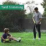GardenJoy String Trimmer,12V Cordless Trimmer Lawn