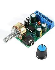 DC1.8-12V TDA2822M Amplificador 2 Canales Estéreo Módulo de Amplificador de Audio